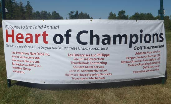 Heart of Champions 2011