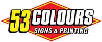 53 Colours Signs and Printing